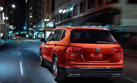 2020 VW Tiguan: Design, Specs, Price >> 2020 Volkswagen Tiguan Review Pricing And Specs