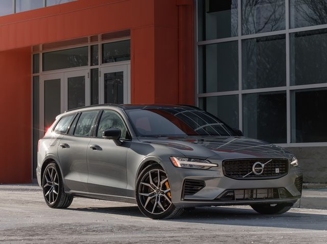 2020 Volvo V60 Review Pricing And Specs