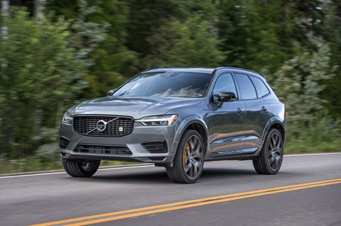 2020 Volvo XC60 T8 Polestar Engineered Is One Sleek and Unusual Performance SUV
