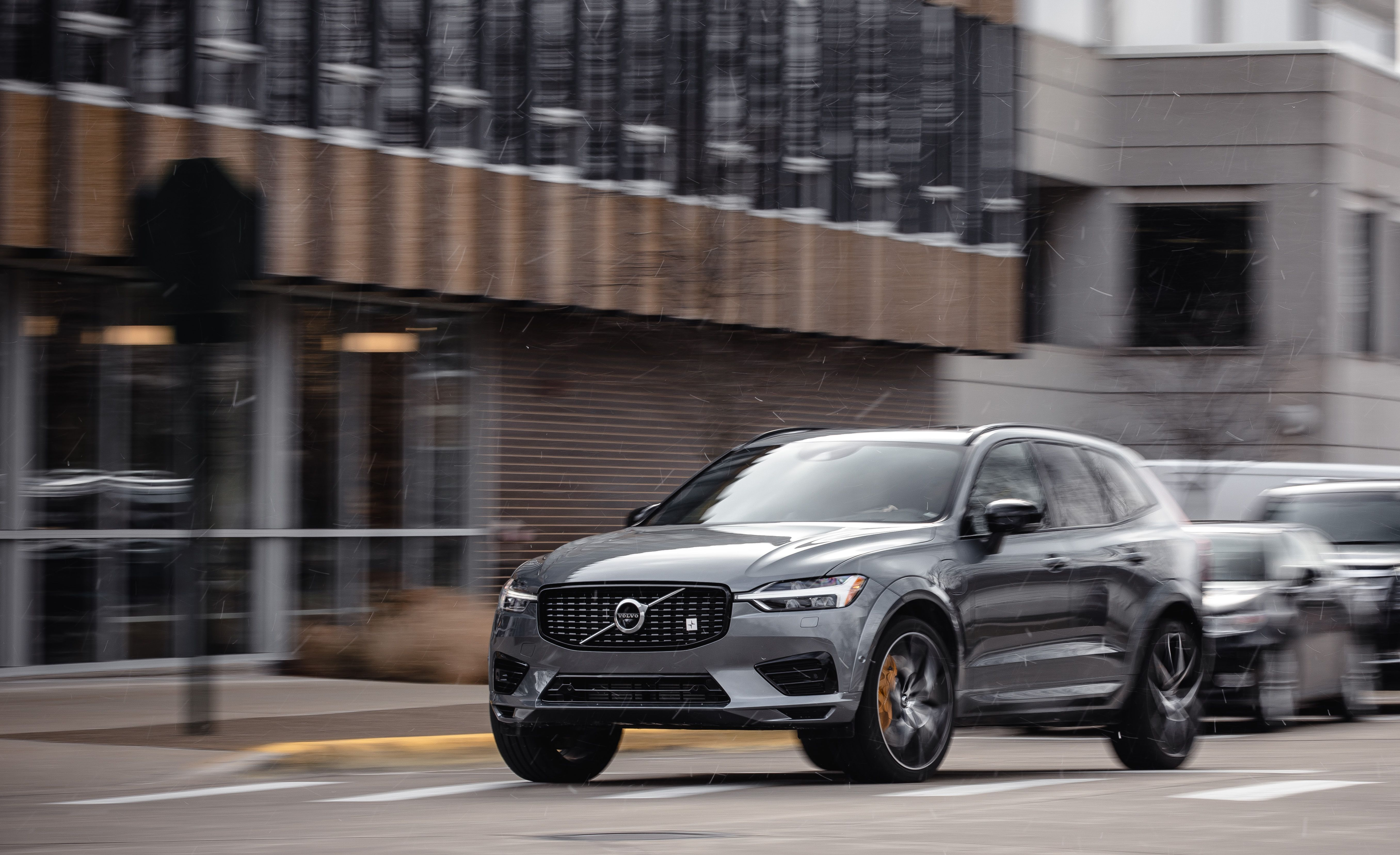 2020 Volvo Xc60 T8 Polestar The Hybrid Is The Quick One