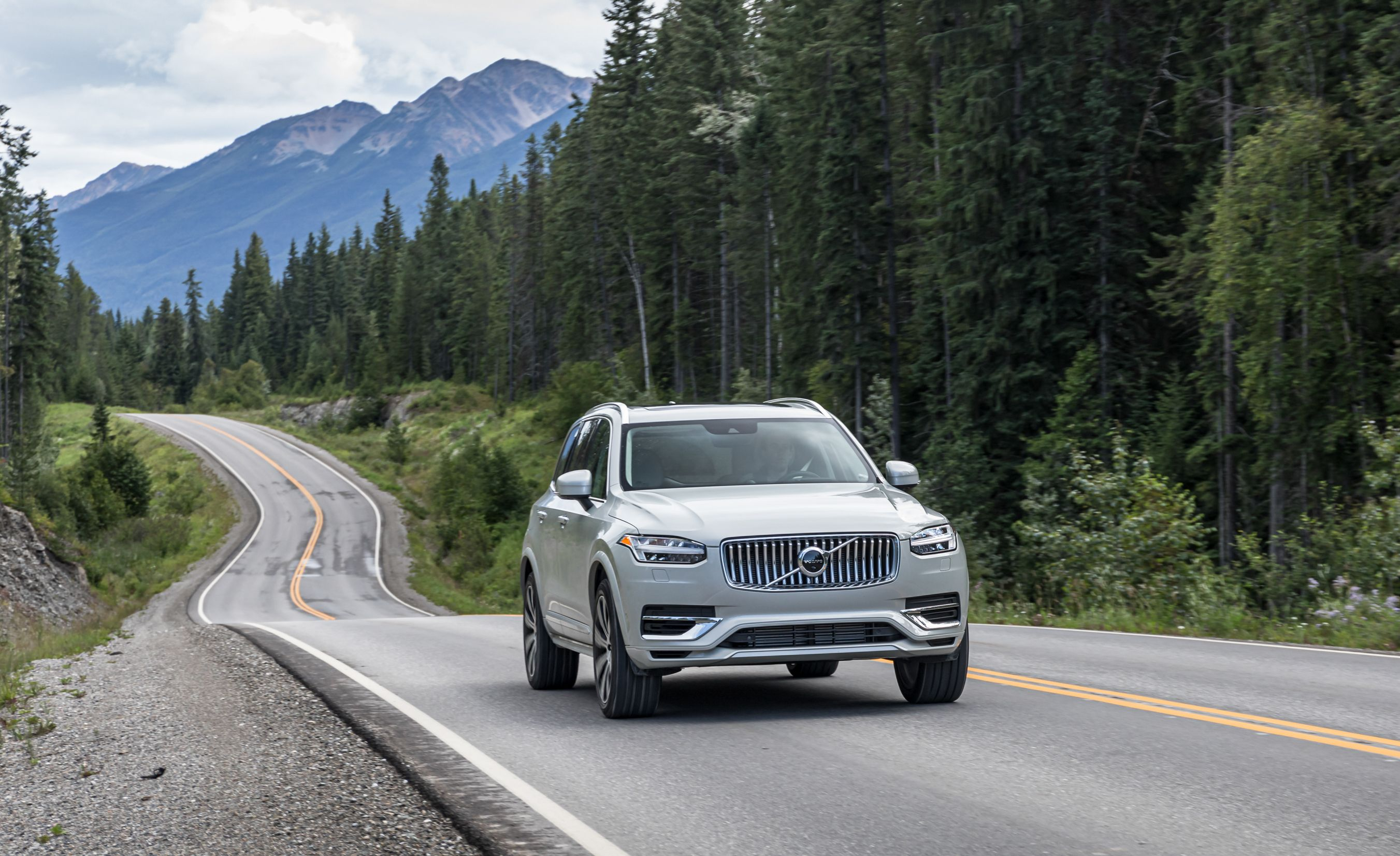 2020 Volvo Xc90 Driven The Changes Pile Up