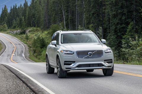 2020 Volvo XC90 Ties a Bow Atop Four Years of Continuous Upgrades