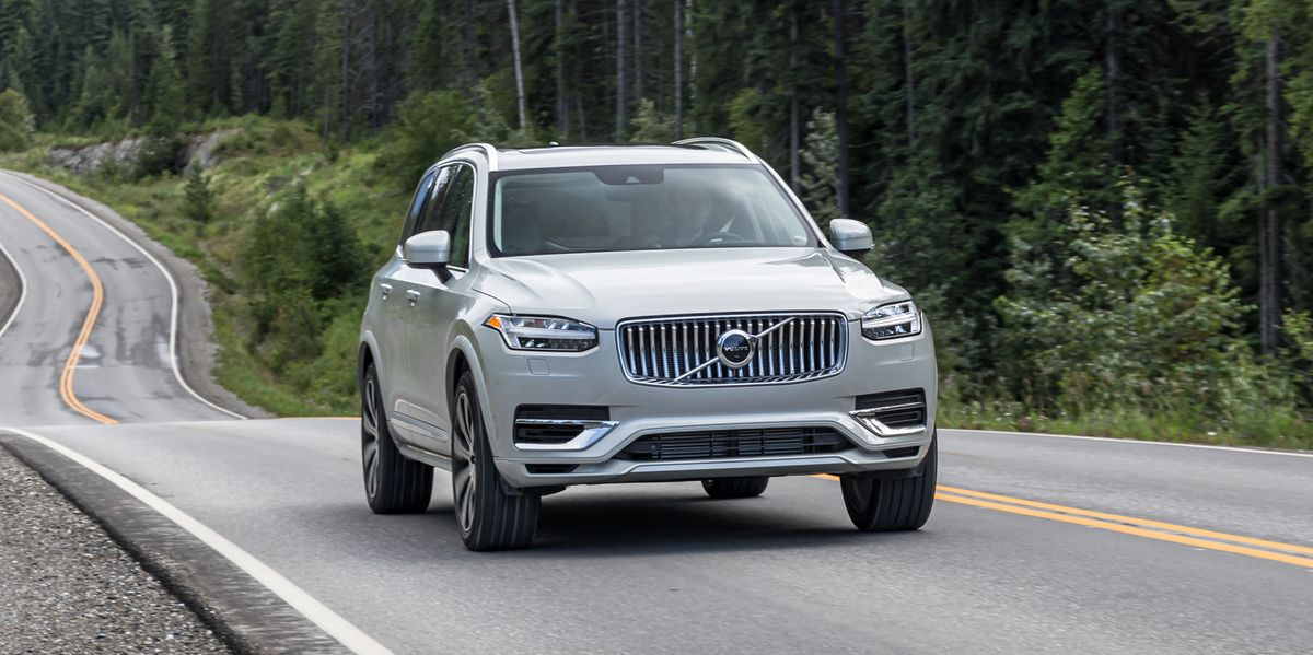 2020 Volvo XC90 Driven – The Changes Pile Up
