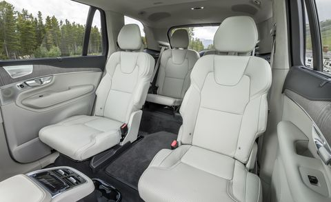 2020 Volvo Xc90 Driven The Changes, New Volvo Xc90 2019 Car Seat