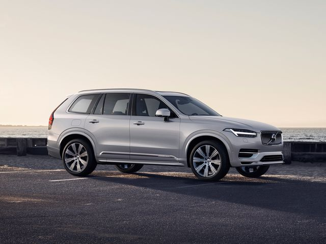 2020 Volvo Xc90 Review Pricing And Specs