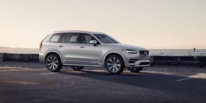2020 Volvo XC90 R-Design