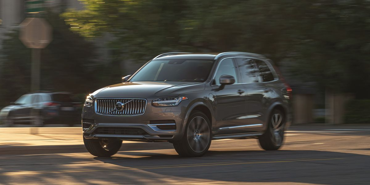 2020 Volvo XC90 Review, Pricing, and Specs