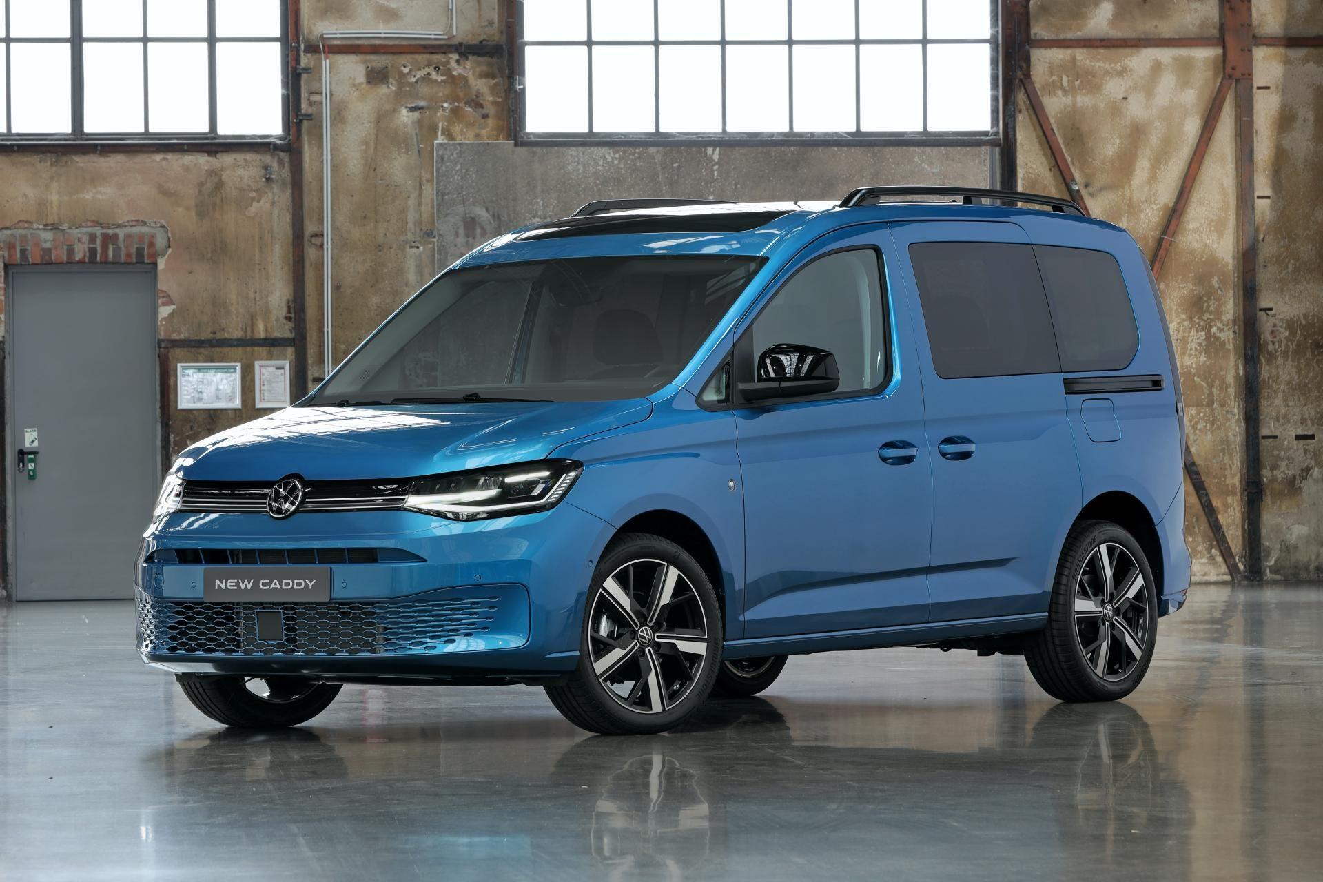 2020 VW Caddy Model