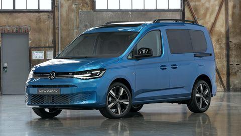Volkswagen Caddy 2020: Más avanzada que nunca