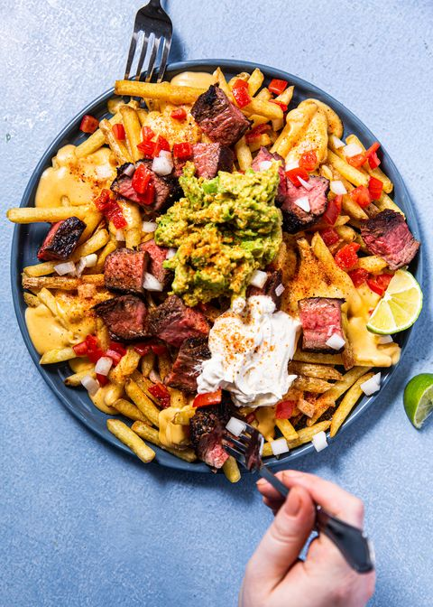 Carne Asada Fries - Delish.com