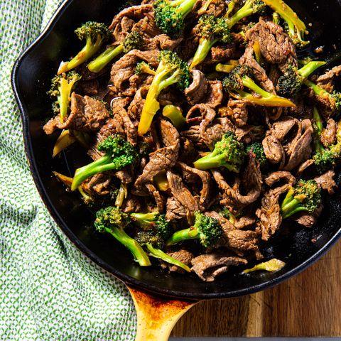 Keto Beef & Broccoli - Delish.com