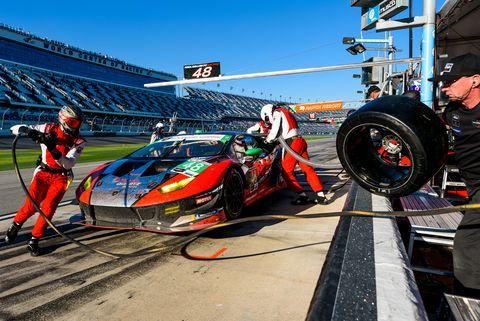 Paul Miller Racing 24 Hours of Daytona
