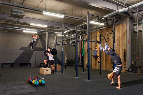 best gyms in the UK