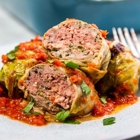 Best Keto Stuffed Cabbage Recipe How To Make Keto Stuffed Cabbage