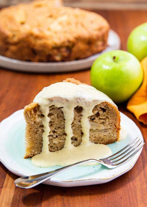 Irish Apple Cake - Delish
