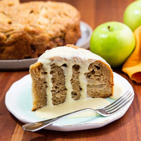 Irish Apple Cake - Delish