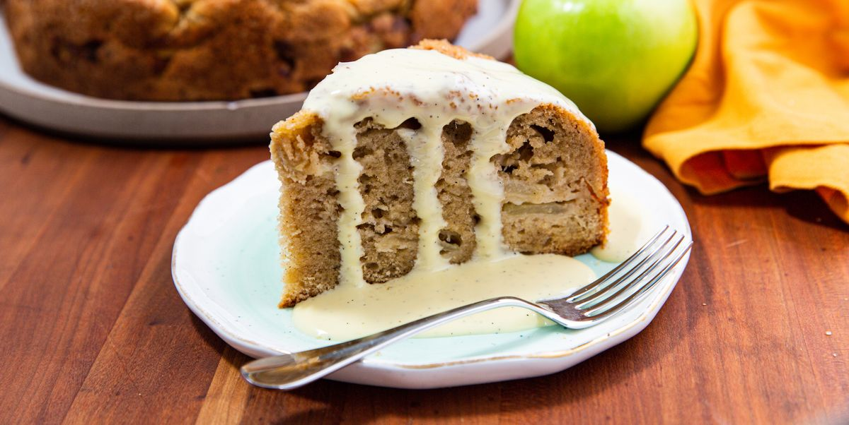This Irish Apple Cake Is Over-The-Top Delicious