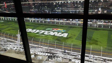 Rainout Daytona 500