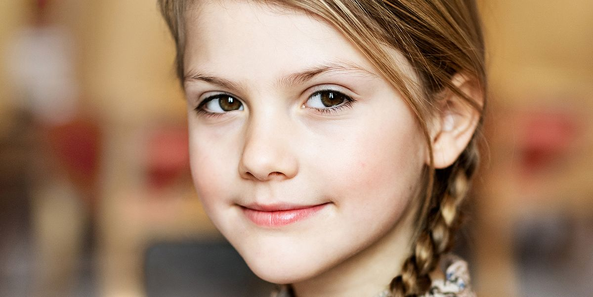30 Sweet Photos of Princess Estelle, the Young Royal Second in Line for the Swedish Throne