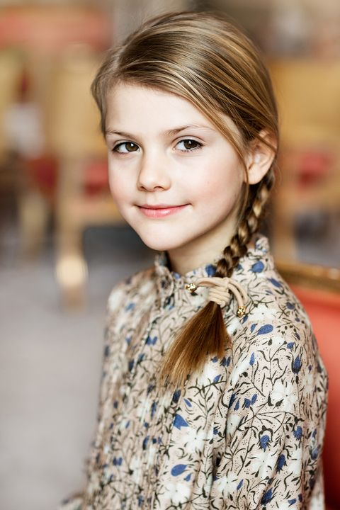 princess estelle of sweden birthday portrait
