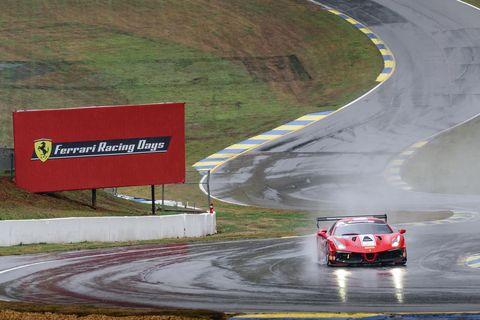 Ferrari Racing Days 2020
