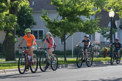 norte youth cycling group
