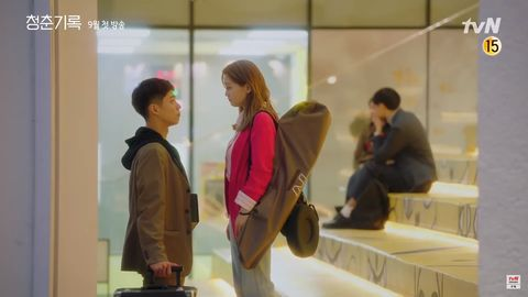 朴寶劍新戲《青春記錄》30秒預告登場!開播時間、角色特質同步釋出