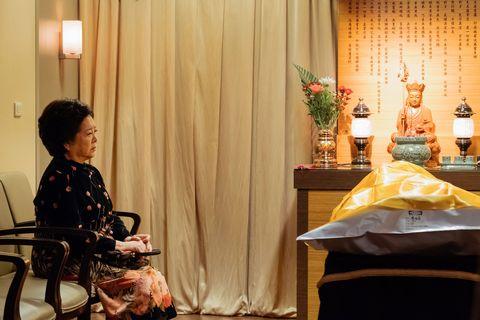 《孤味》電影角色 陳淑芳飾演媽媽「林秀英」