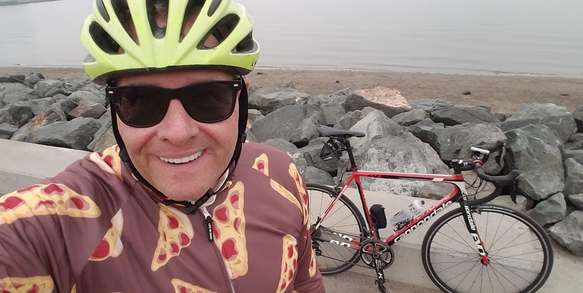 A Vacation Photo Inspired This Man to Start Cycling and Lose 80 Pounds
