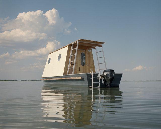 casa galleggiante, tamàs bene