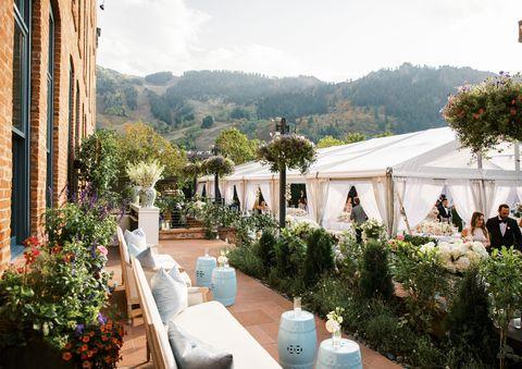 mckenzie and benjamin roberts wedding venue