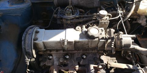1990 geo metro xfi engine