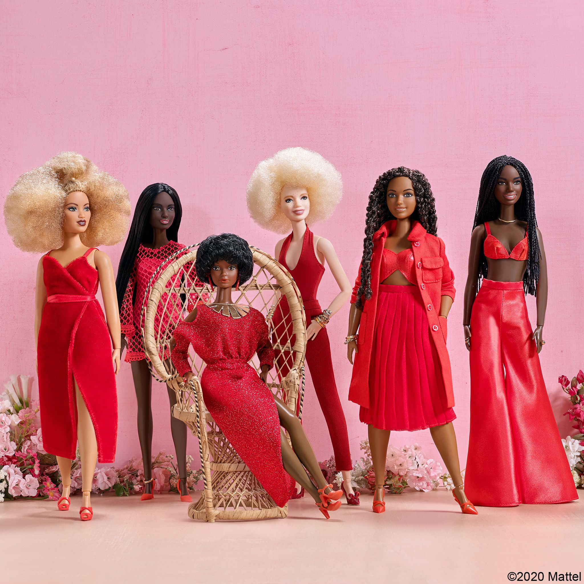 New Barbie Collection Celebrates Black Beauty
