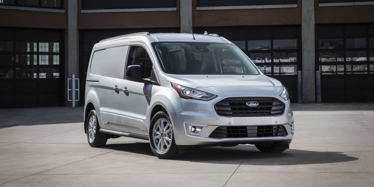 Toyota Certified Pre Owned >> 2020 Ford Transit Connect Review, Pricing, and Specs