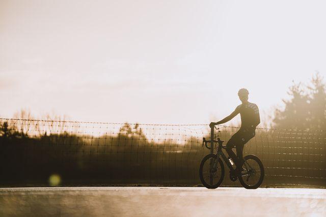 rust, fietsen, conditie