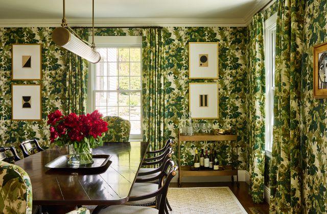 katie rosenfeld wellesley dining room