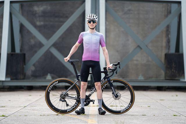 specialized bicycledelics fietshirt en sl r fietsbroek