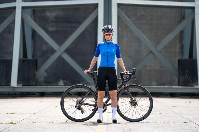 etxeondo alda fietsshirt en koma fietsbroek