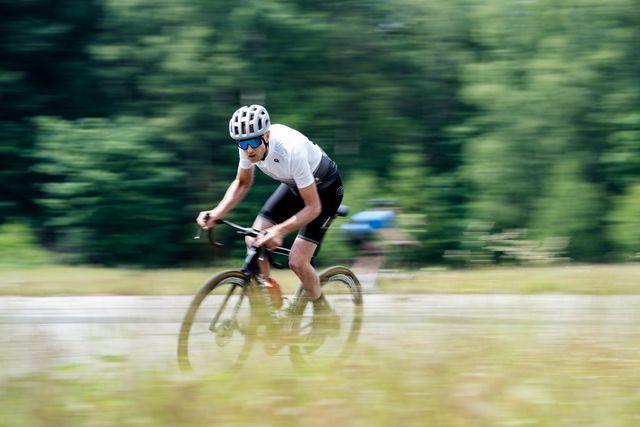 gonso bonhomme wielershirt en sitivo fietsbroek
