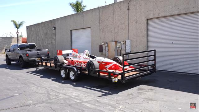 Rob Dahm Is Putting a Rotary in an IndyCar