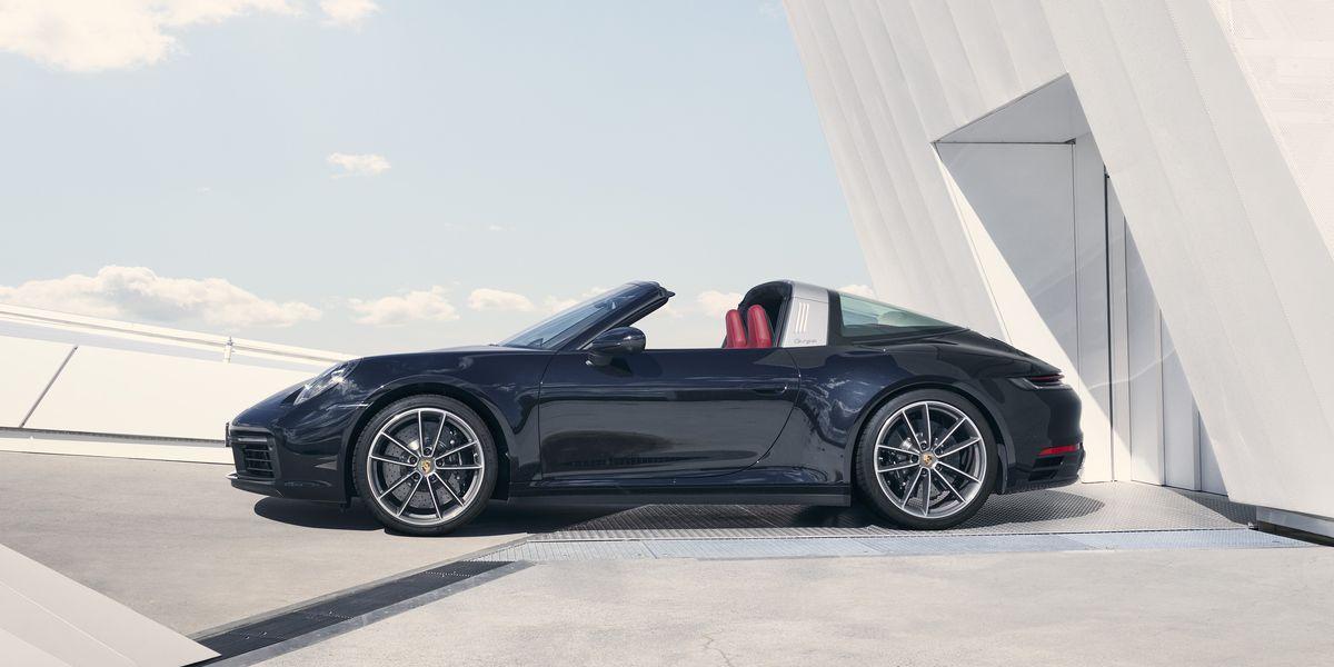 2021 Porsche 911 Will Come In Classic Targa 4 And 4s Models