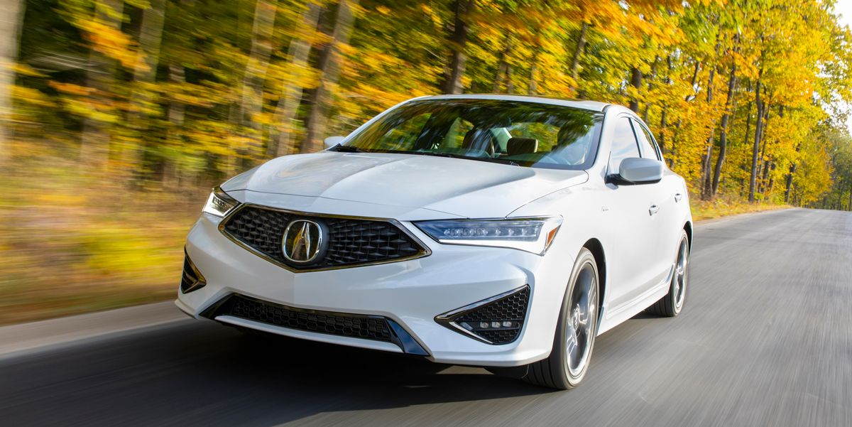 2021 acura ilx review pricing and specs