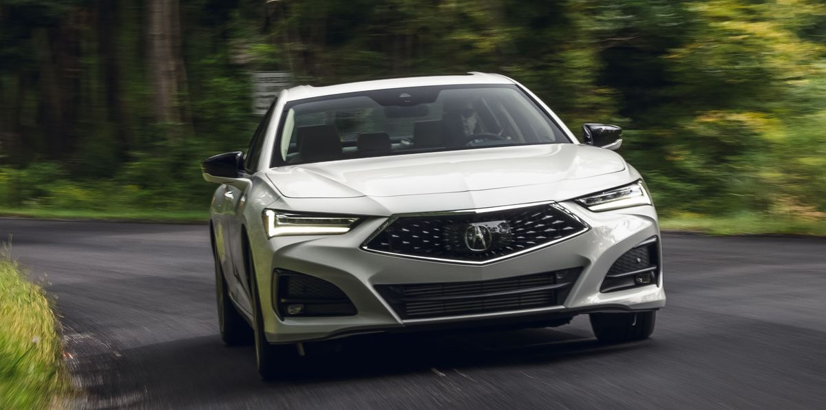 2021 Acura TLX Shows Signs of Greatness
