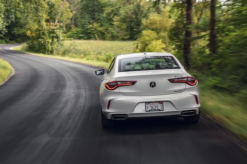 2021 acura tlx 20t