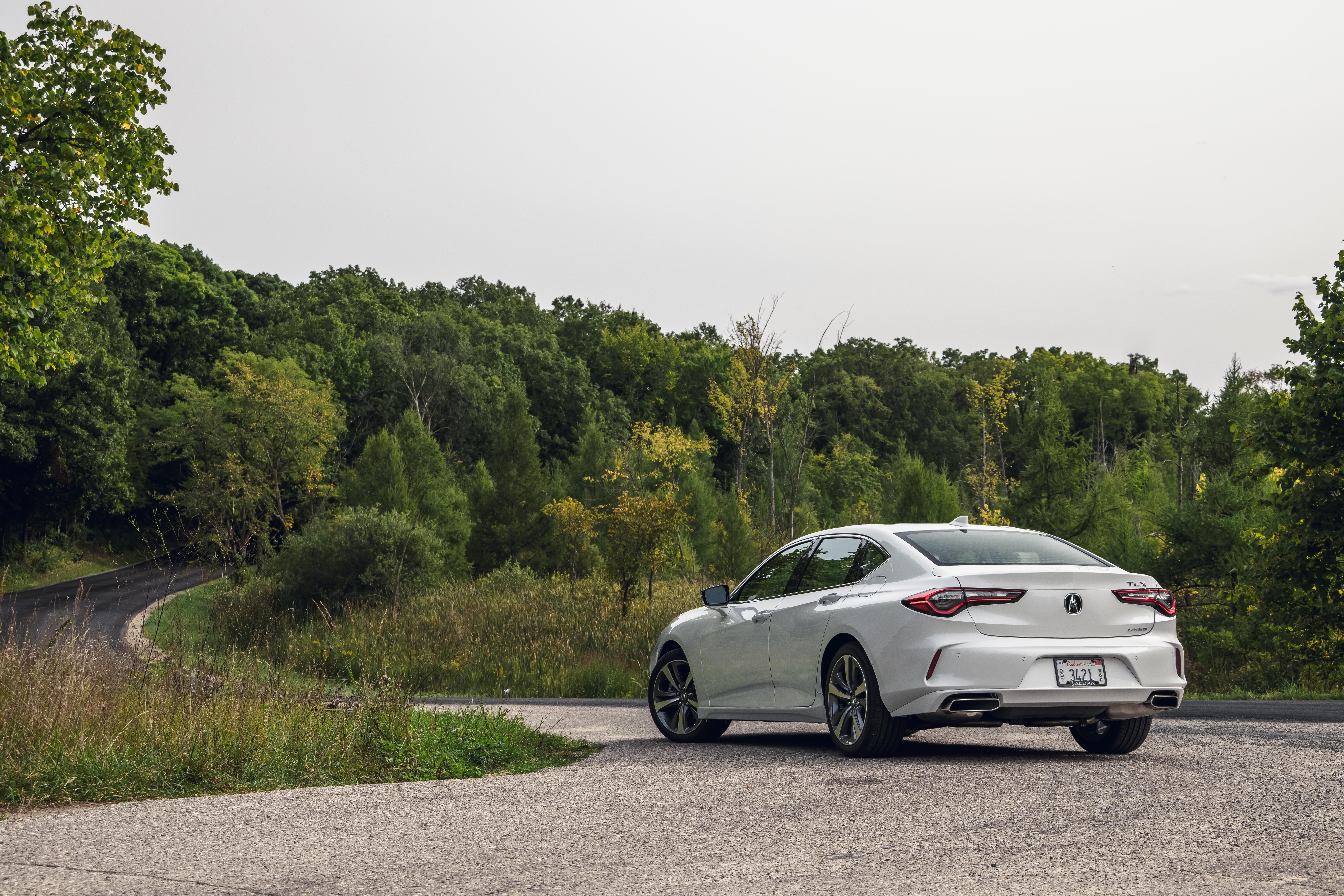 Tested 2021 Acura Tlx Shows Signs Of Greatness