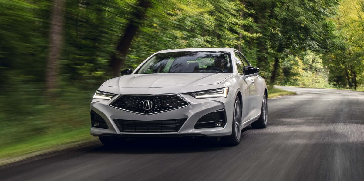 2021 acura tlx review, pricing, and specs