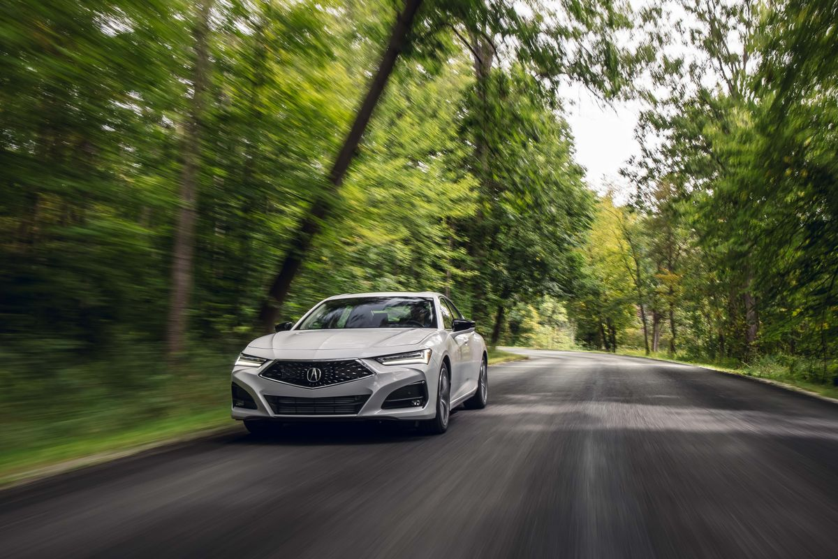 2021 Acura Tlx Review Pricing And Specs