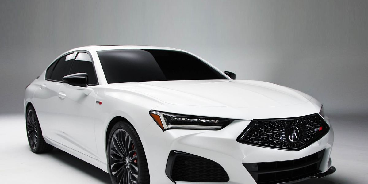 2021 acura tlx: what we know so far