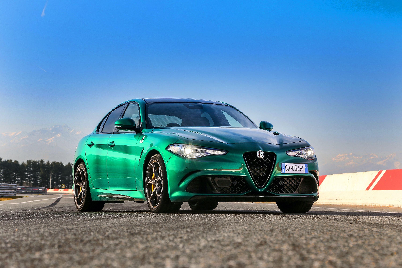 2021 Alfa Romeo Giulia Quadrifoglio Review Pricing And Specs