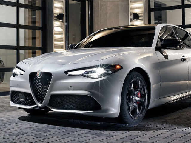 2021 Alfa Romeo Giulia Review Pricing And Specs